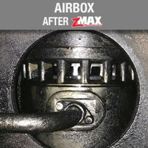 Locomotive Airbox After