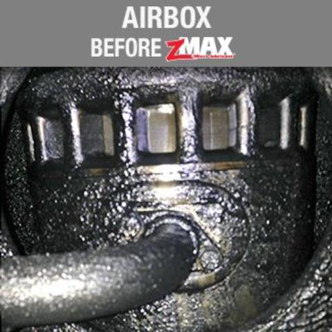 Locomotive Airbox before