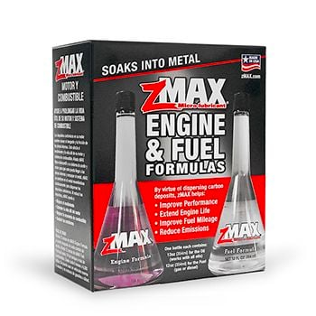 zMAX Engine and Fuel Formulas